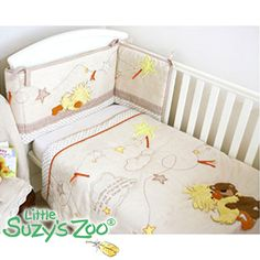 Picture of Little Suzy's Zoo Nursery Bedding Set