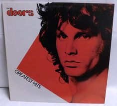The Doors Greatest Hits - Vintage Vinyl Record Album Psychedelic Blues Classic Rock Music lp 1980 Elektra EXC/EXC Used Vinyl Records, Vintage Vinyl Records, Lp Vinyl, Doors Albums, The Doors Jim Morrison, Riders On The Storm, Light My Fire, Blues Rock, Greatest Hits