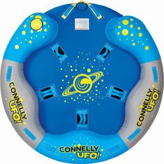 Connelly UFO! Towable Tube, Blue