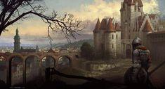 Medieval, Vlad Tkach on ArtStation at http://www.artstation.com/artwork/medieval-7a1944d4-9c16-4d8e-928a-9d95ea994bb1