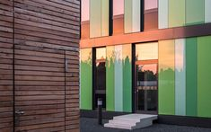 Airtec Glass Rainscreen cladding is a robust composite panel with heat-soaked thermally toughened safety glass. Tough, Durable and Distinctive Rainscreen Cladding, Glass Facades, Safety Glass, Large Format, Architecture, Home Decor, Arquitetura, Decoration Home, Room Decor