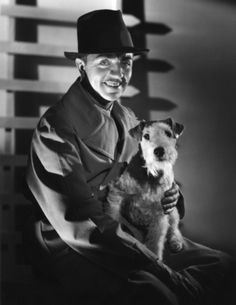 William Powell and Asta, The Thin Man Series