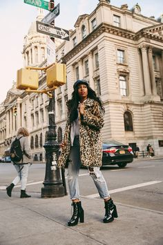 #streetstyle #blackbloggers #blackwomenwhoblog #blackwomenfashion #styleinspo #styleinspiration #streetstyleinspo #leopardcoat #leopardcoatstyle #coatinspo #newyorkstyle