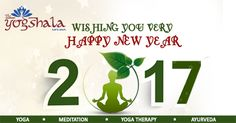 Ayurvedic Clinic, Ayurvedic Therapy, New Year Wishes, Wishes For You, Ayurvedic Doctor, Yoga Courses, New Year 2017, Yoga Meditation