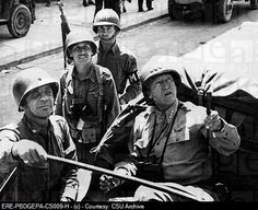 General George Patton Quotes | Caption: Front row: General George Patton, General Theodore Roosevelt ...