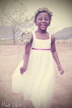 Being a happy little girl. Cute as a bug. Girls Dresses, Flower Girl Dresses, Little Girls, Wedding Dresses, Happy, Cute, Photography, Fashion, Dresses Of Girls