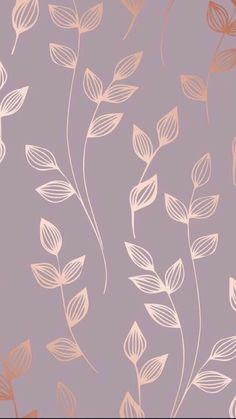 Wallpaper Pastel, Gold Wallpaper Background, Rose Gold Wallpaper, Flower Phone Wallpaper, Phone Screen Wallpaper, Phone Background Patterns, Cute Wallpaper Backgrounds, Trendy Wallpaper, Wallpaper Iphone Cute