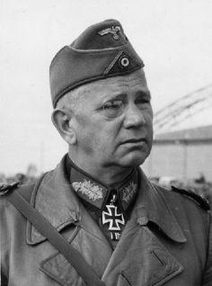 ✠ Walther von Reichenau (8 October 1884 - 17 January 1942) RK 30.09.1939 Generaloberst OB 10. Armee