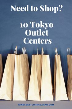 Tokyo Shopping, Shop Till You Drop, Day Trip, Japanese, Japanese Language