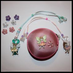 Fairies hearing aid/cochlear implant children's accessories pack