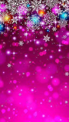 iPhone 5 wallpaper : iPhone壁紙 キラキラかわいいクリスマス - NAVER まとめ