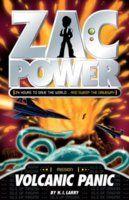 Zac Power: Volcanic Panic Fic Lar