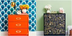 10 Ways to Make Over Your Favorite IKEA Dresser  - HouseBeautiful.com