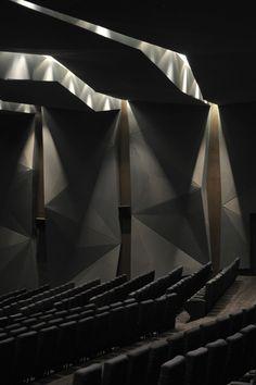 Image 7 of 12 from gallery of Chettinad Health City Auditorium / Morphogenesis…