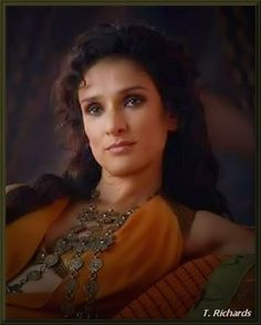 Ellaria Sand played by Indira Varma - Game of Thrones - Juego de Tronos - Season 4- episode 1