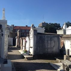 Take this St. Louis Cemetery #1 Tour with Free Tours by Foot Tour to experience the city's most famous city of the dead. Pay what you like at the end.