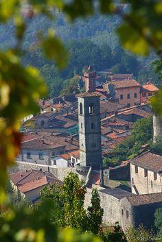 Castiglione di Garfagnana, Italy by neiljs, via Flickr