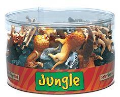 Party Favor idea - Safari Jungle Bulk Bag - #YoYoBirthday