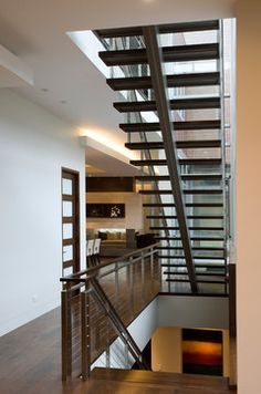 modern stairs monorail - Google Search