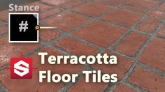 Terracotta Floor Tiles - Substance Designer Material Breakdown