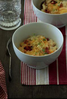 Macarrones con chorizo. Receta » Whole Kitchen