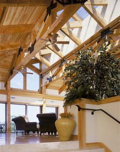 TMG Timber frame home