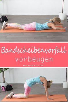 Suchst du Fitnessübungen und Trainingspläne für Frauen? Einfach hier klicken. Hier gibt's 9 Lendenwirbel Übungen gegen Schmerzen im unteren Rücken für euch. Rückenschmerzen sind nervig. Wie man Rückenschmerzen vorbeugen oder lindern kann? Mit unseren Bandscheibenvorfall Übungen. Verspannungen lösen und schmerzfrei werden. #Rückenschmerzen #Fitnessübungen