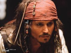 Johnny Depp. Yes.