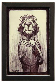 Cowardly Lion, Dan Santat