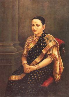 1000+ ideas about Raja Ravi Varma on Pinterest   Krishna ...