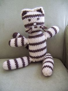 cat, bunny, teddy bear free patterns