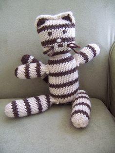 cat, bunny, teddy bear free patterns