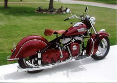 1953 Indian Chief Motorcycle http://www.facebook.com/pages/Indian-Chief-Legend/505680782803314 What is the difference beetween Indian and Harley? Harley is for sell Share the love :)