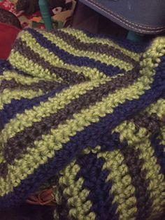 Seahawk blanket