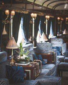 Venice Simplon-Orient-Express | Luxury Train from London to Venice