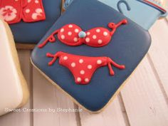 Sweet Creations by Stephanie: Nautical Cookies