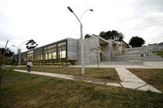 Parque Biblioteca San Javier - Presbítero José Luis Arroyave