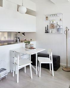 Un petit appartement à Oslo | PLANETE DECO a homes world