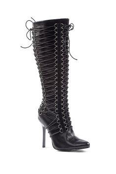 Shoplink: http://www.bittersweetsecrets.de/schuhe/stiefel/stiefel-ellie-shoes-savannah.html