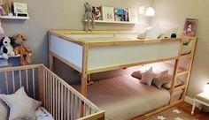 quarto para 3 crianças