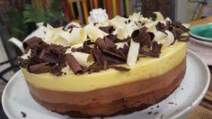 Torta 3 mousses de sabor a chocolate https://youtu.be/fiaS5gqS7ac