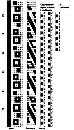 Pin on Bead Rope Crochet