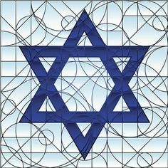 Star of David & other Jewish symbols with history