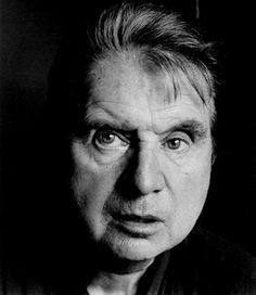 Francis Bacon (28 October 1909 – 28 April 1992) was an Irish-born British figurative painter known for his bold, graphic and emotionally raw imagery.
