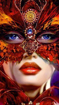 Desktop Wallpaper Girlfriend jewelry feather mask HD for PC, Mac, Laptop, Tablet, Mobile Phone Venice Mask, Feather Mask, Mask Girl, Masquerade Party, Masquerade Masks, Masquerade Attire, Beautiful Mask, Carnival Masks, Venetian Masks