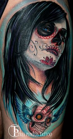 dia de los muertos tattoos for women | Tattoo Studio Köln | Impressum | Tattoo News | Infos