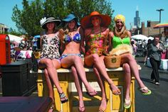 2011 Best Recurring Market: Randolph Street Market