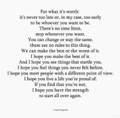 129 Best Fitzgerald Images Thoughts Words Thinking About You