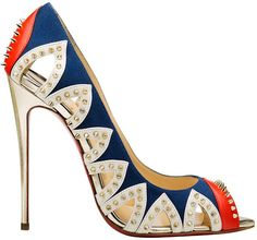 Christian Louboutin Spring 2016 Collection - ShoeRazzi