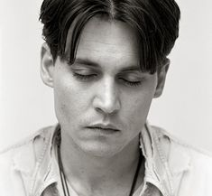 Johnny Depp (1963) - American actor, film producer, and musician. Photo by Andy Gotts